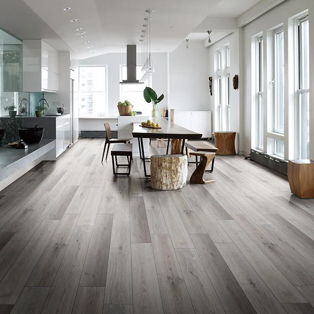 Light Grey Vinyl Plank Flooring, Grey Vinyl Plank Flooring Living Room